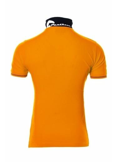 Panthzer  Tandil Erkek Polo T-Shirt Oranj